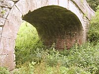 Somerset Coal Canal bridge, Midford